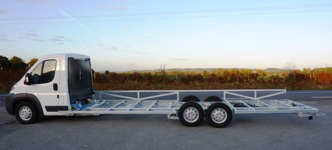 Chassis Morice Constructeur