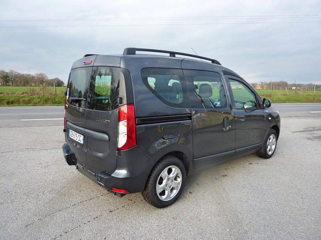 Dacia Dokker TPMR Morice Mobilite