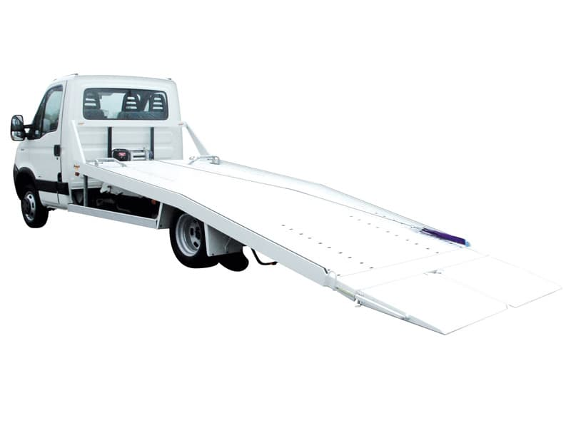 Camion Porte voiture Iveco Portair Pro Morice Constructeur