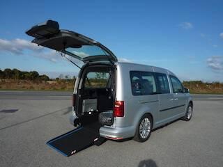 Volkswagen Caddy Maxi HandiAir TPMR Morice Constructeur