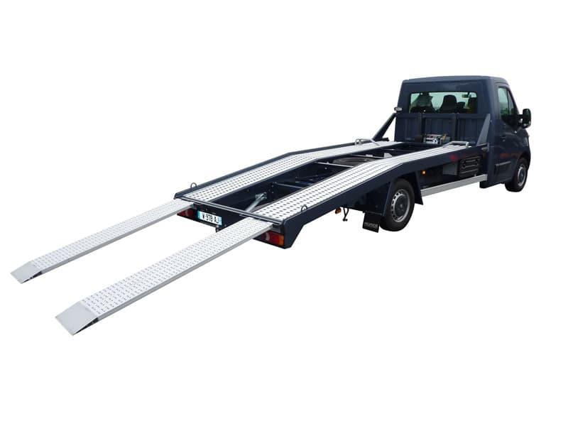 Portix light, plateau porte voiture Morice Constructeur