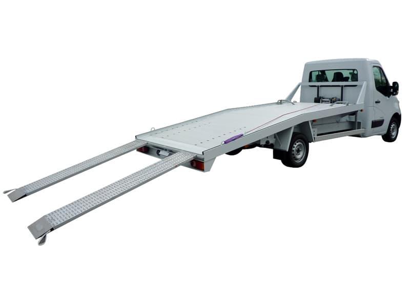 portfix Morice constructeur: dépanneuse porte voiture