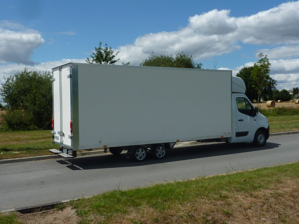 amenagement utilitaire Renault Master – gamme air