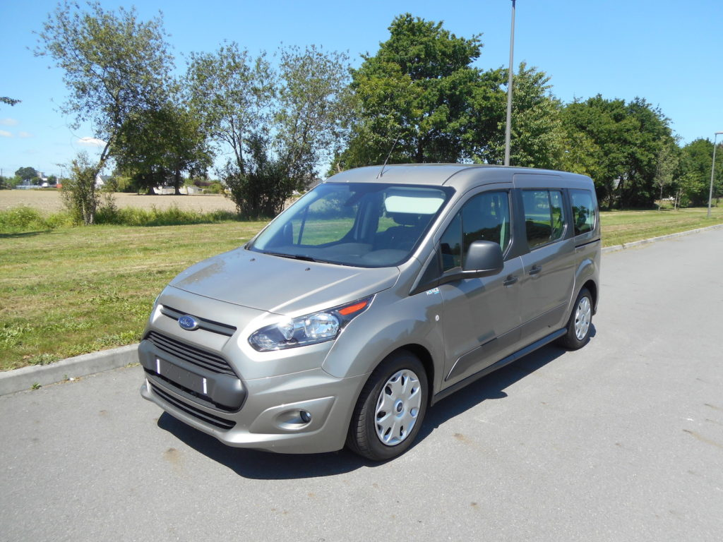 Ford grand tourneo connect TPMR Morice Constructeur face