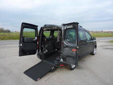 Dacia Dokker TPMR
