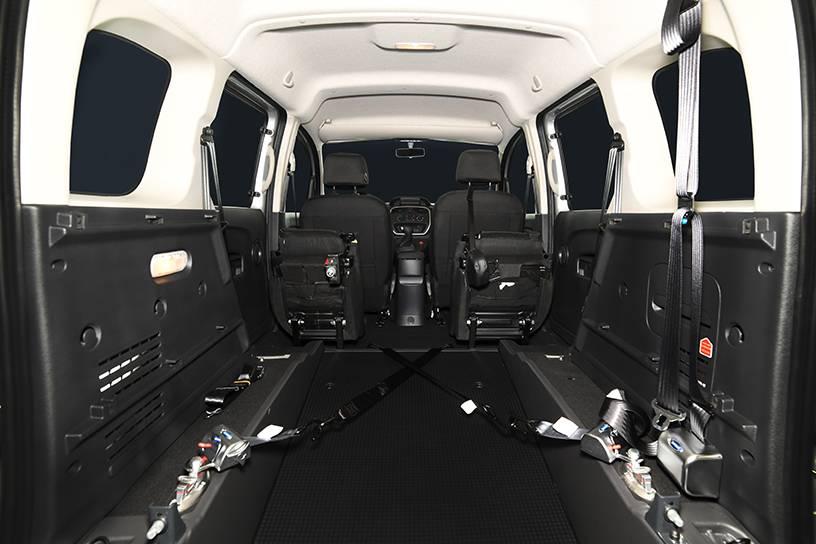 intérieur voiture TPMR